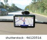 satellite navigation system | Shutterstock . vector #46120516