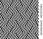 vector seamless texture. modern ... | Shutterstock .eps vector #461212261