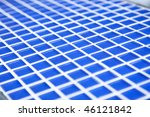 Tiled Texture - stock photo