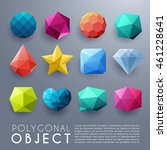 Abstract Polygonal Object  ...