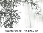 asian wash painting style  sumi ... | Shutterstock . vector #46126942