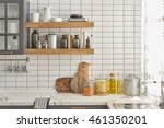 a collection of different... | Shutterstock . vector #461350201