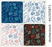 Sea Elements Pattern Collectio...