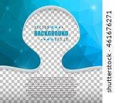 abstract creative concept... | Shutterstock .eps vector #461676271