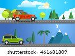 take vacation travelling...   Shutterstock .eps vector #461681809