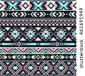 embroidery vector design.... | Shutterstock .eps vector #461691949