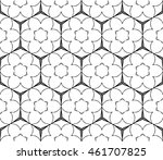 abstract vector seamless... | Shutterstock .eps vector #461707825