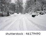 Blizzard In Washington Dc Area