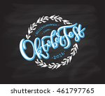 vector illustration of... | Shutterstock .eps vector #461797765