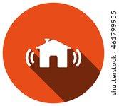 house icon  vector  icon flat