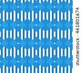abstract geometric seamless... | Shutterstock . vector #461801674