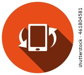 smartphone icon  vector  icon...