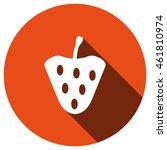 strawberry icon  vector  icon...