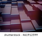 abstract urban background ... | Shutterstock . vector #461912599