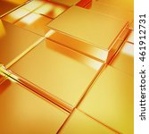 gold urban background  close up ... | Shutterstock . vector #461912731