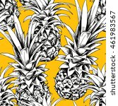 seamless pattern with image of...   Shutterstock .eps vector #461983567