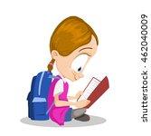 vector cartoon illustration of...   Shutterstock .eps vector #462040009