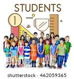 students education school... | Shutterstock . vector #462059365