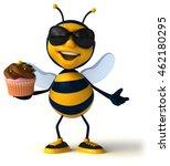 fun bee | Shutterstock . vector #462180295