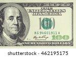 Small photo of Closeup photo of 100 dollar bill