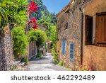 moustiers sainte marie village...   Shutterstock . vector #462292489