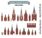 Tower Of The Moscow Kremlin ...