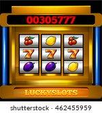 lots game gui assets   reskin... | Shutterstock .eps vector #462455959
