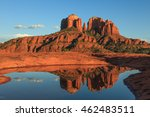 Cathedral Rock Reflection...