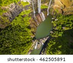 aerial top view perspective of... | Shutterstock . vector #462505891