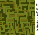 military seamless pattern. army ... | Shutterstock .eps vector #462531187