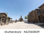 Goldfield Ghost Town  Az  Usa ...