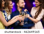 party  holidays  celebration ... | Shutterstock . vector #462649165