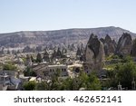 july 18  2016.goreme.view of...   Shutterstock . vector #462652141