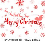 merry christmas santa claus and ...   Shutterstock .eps vector #462715519