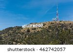 hollywood  california   april... | Shutterstock . vector #462742057