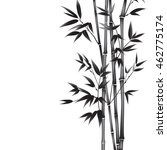 Decorative Bamboo Branches...