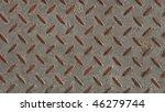 diamond steel plate useful as a ... | Shutterstock . vector #46279744
