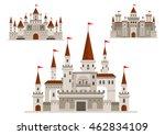 Medieval Castles Of Fairytale...