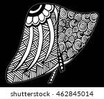 hand drawn human liver. human...   Shutterstock .eps vector #462845014