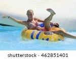 rhodes  greece july 30 2016 the ... | Shutterstock . vector #462851401
