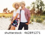 outdoor closeup fashion... | Shutterstock . vector #462891271