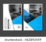 abstract business flyer design... | Shutterstock .eps vector #462892459