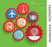 travel concept design gear info ...