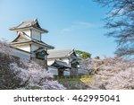 Spring Scenery Of Kanazawa...