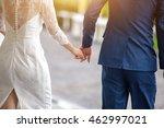 hand in hand | Shutterstock . vector #462997021