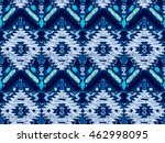 boho tie dye background. native ... | Shutterstock .eps vector #462998095