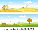 vector illustration of... | Shutterstock .eps vector #463030621