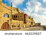 Buildings In The Old City Of...