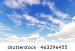 cloudy blue sky abstract... | Shutterstock . vector #463296455