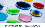 research laboratory  petry... | Shutterstock . vector #463300931